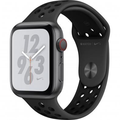 Apple Watch Nike+ 4 44mm Space Gray Aluminum Case Anthracite/Black Nike Sport Band
