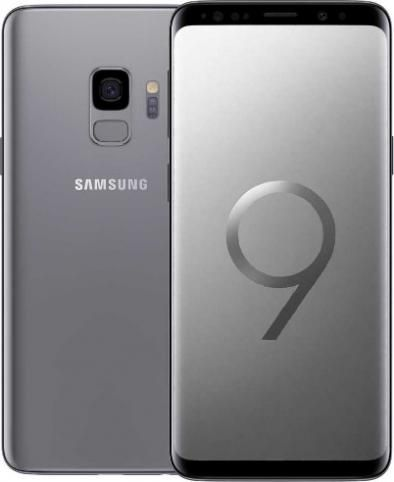 Смартфон Samsung Galaxy S9 128Gb Титан