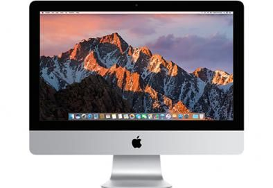 "Моноблок Apple iMac 21.5"" Mid 2017 MMQA2 (Серебристый)"