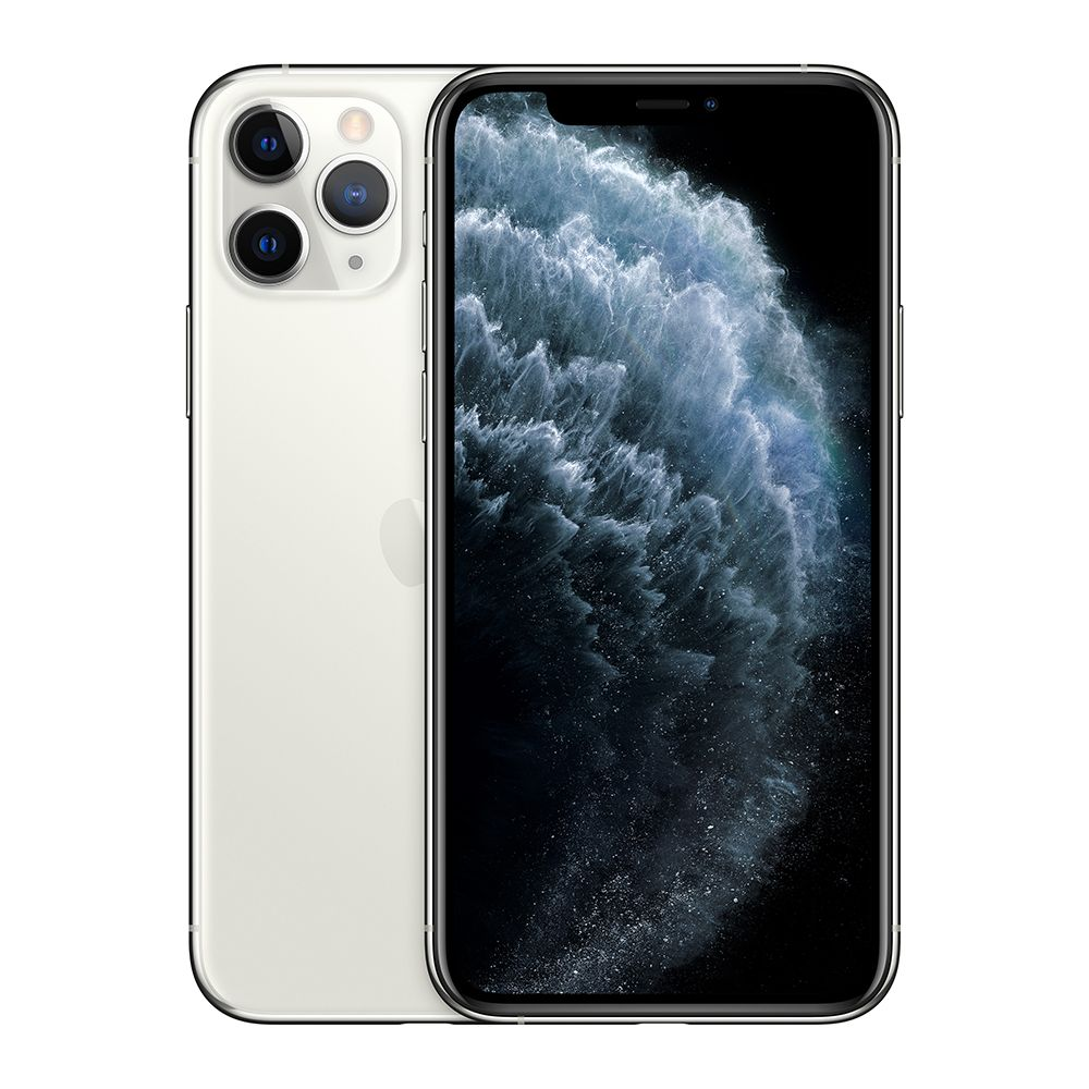 Смартфон Apple iPhone 11 Pro 256Gb серебристый