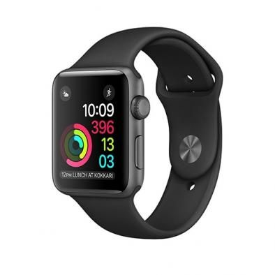 Apple Watch series 1 38 Black(MPO22)