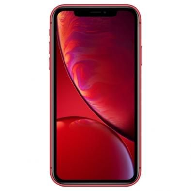 Смартфон Apple iPhone XR 64GB (PRODUCT) RED Dual Sim