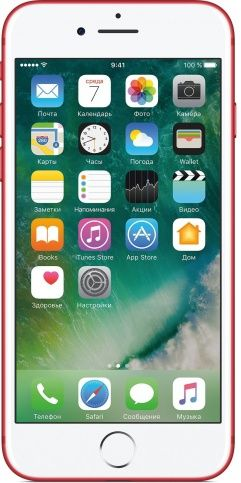 Смартфон Apple iPhone 7 128GB (PRODUCT)RED™ Special Edition