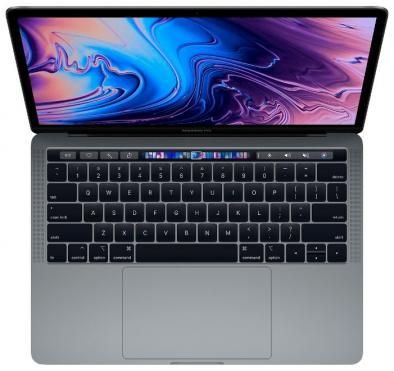 Ноутбук Apple MacBook Pro 13 256GB MR9U2RU/A 2018 (Серебристый)
