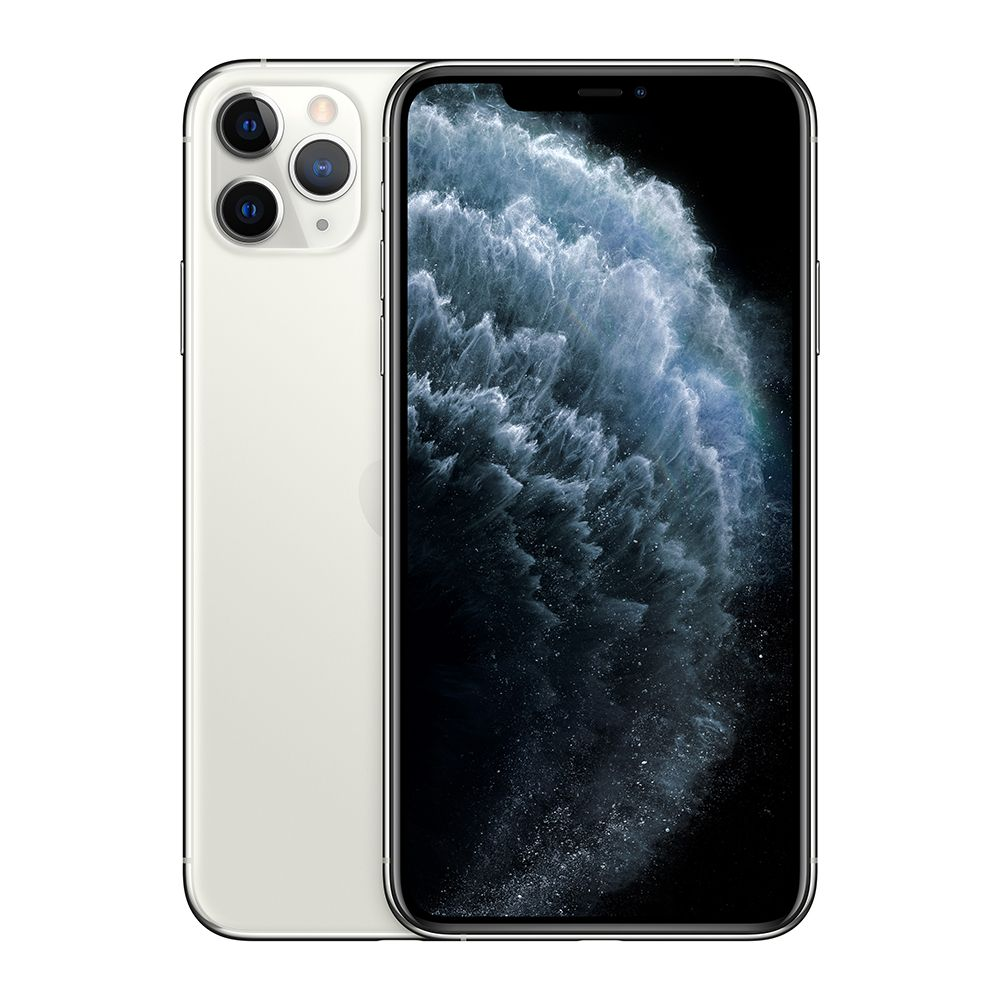 Смартфон Apple iPhone 11 Pro Max 256GB Серебристый (Dual Sim)