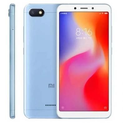Смартфон Xiaomi Redmi 6A 2/32GB Голубой