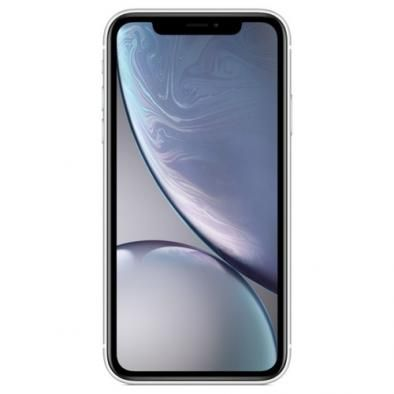 Смартфон Apple iPhone XR 64GB Белый Dual Sim