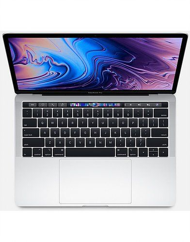 Apple MacBook Pro 13 128Gb with Touch Bar Серебристый Mid 2019 (MUHQ2)