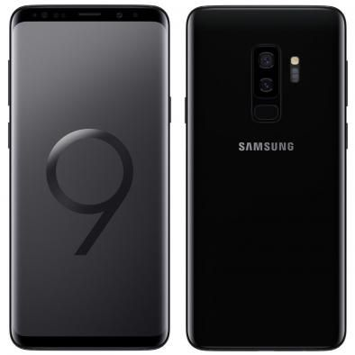Смартфон Samsung Galaxy S9 Plus 128GB Черный