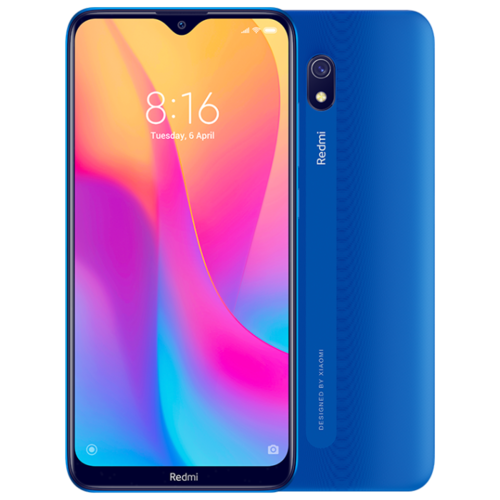 Смартфон Xiaomi Redmi 8A 2/32GB Синий