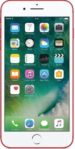 Смартфон Apple iPhone 7 Plus 128GB RED™ Special Edition