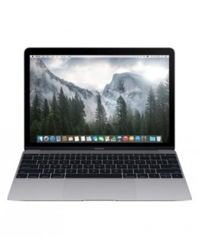 Ноутбук Apple MacBook 12 256GB MF855 (Cерый космос)
