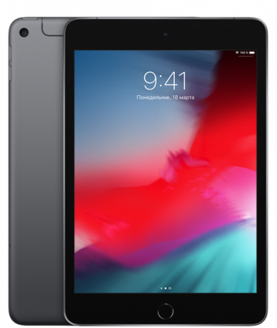 Планшет Apple iPad mini (2019) 64Gb Wi-Fi + Cellular Space Gray