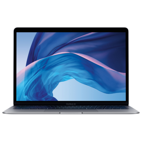 "Apple MacBook Air 13"" Dual Core i3 1,1 ГГц, 8 ГБ, 256 ГБ SSD, серый космос (MWTJ2)"