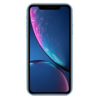 Смартфон Apple iPhone XR 64GB Синий Dual Sim