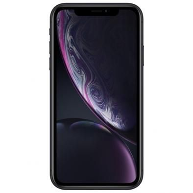 Смартфон Apple iPhone XR 64GB Черный Dual Sim