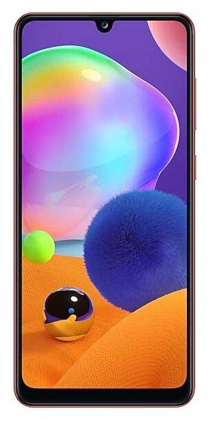 Смартфон Samsung Galaxy A31 128GB Красный