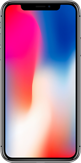 Смартфон Apple iPhone X 64 Gb Серый космос