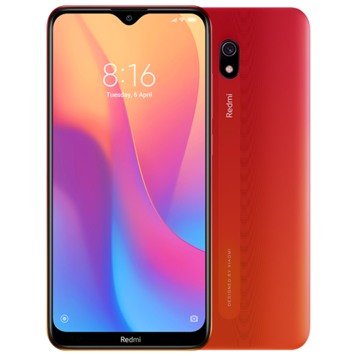 Смартфон Xiaomi Redmi 8A 2/32GB Красный