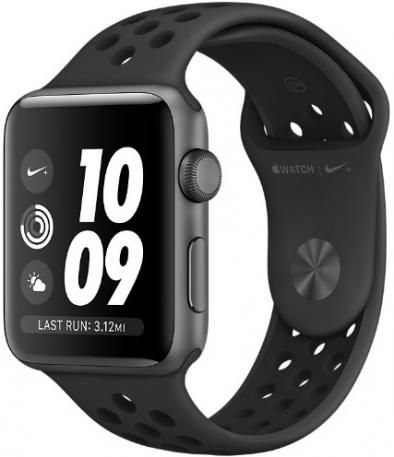 Apple Watch Series 3 Nike + 38 mm Anthracite/Black