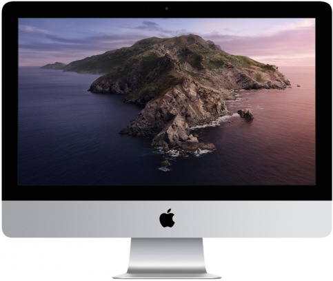 "Apple iMac 21,5"", Intel Core i5 2,3ГГц, 8 ГБ, SSD 256Gb, Iris Plus Graphics 640 (MHK03RU/A)"