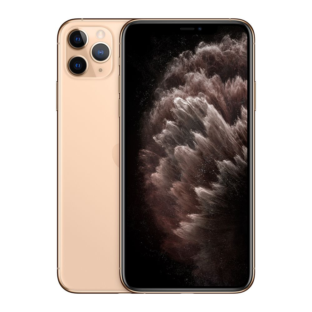 Смартфон Apple iPhone 11 Pro Max 256GB Золотой (Dual Sim)