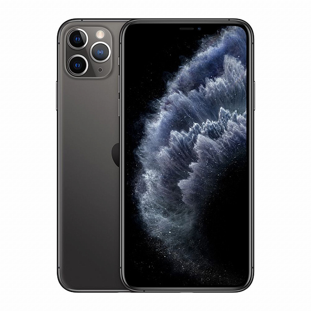 Смартфон Apple iPhone 11 Pro Max 64GB Серый космос (Dual Sim)