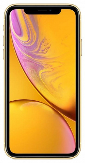 Смартфон Apple iPhone XR 256GB Желтый