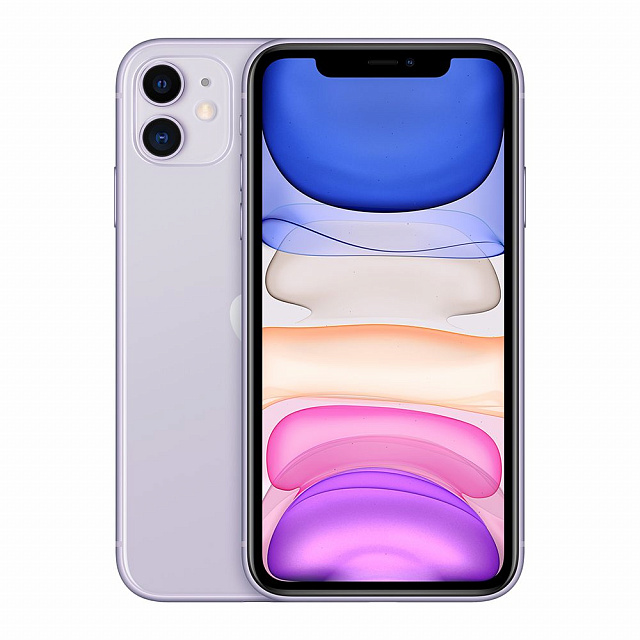Смартфон Apple iPhone 11 256GB Фиолетовый