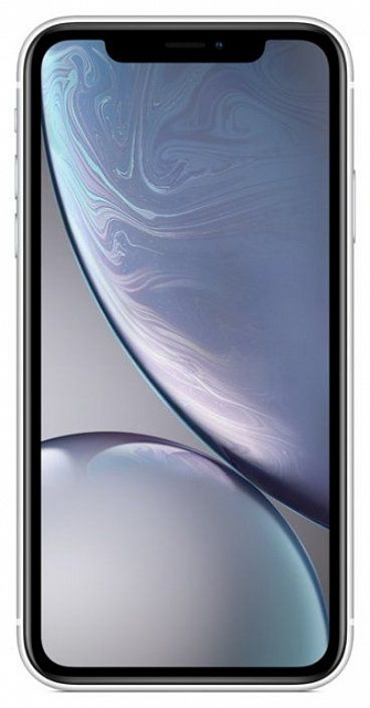 Смартфон Apple iPhone XR 256GB Белый