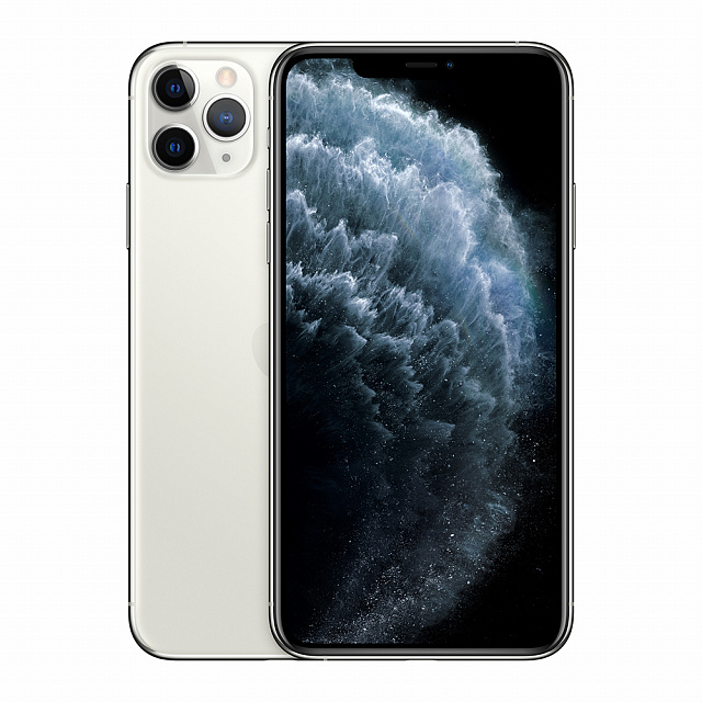 Смартфон Apple iPhone 11 Pro Max 256GB Серебристый